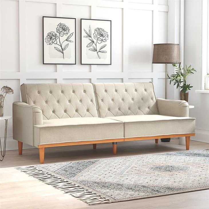 产品图片:Kate Stella先生复古敞篷沙发床