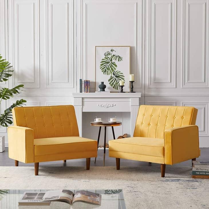 产品图片:可转换组合沙发床