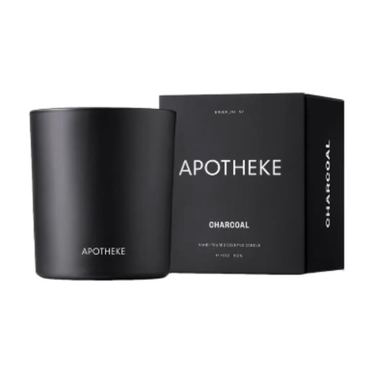 产品图片:Apotheke木炭蜡烛