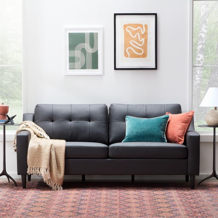 产品图片:Mayview Tudy Booksted Clooped Arm Sofa