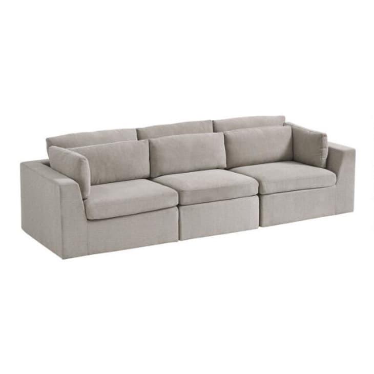 产品形象:Gray Emmett Modular Sofa