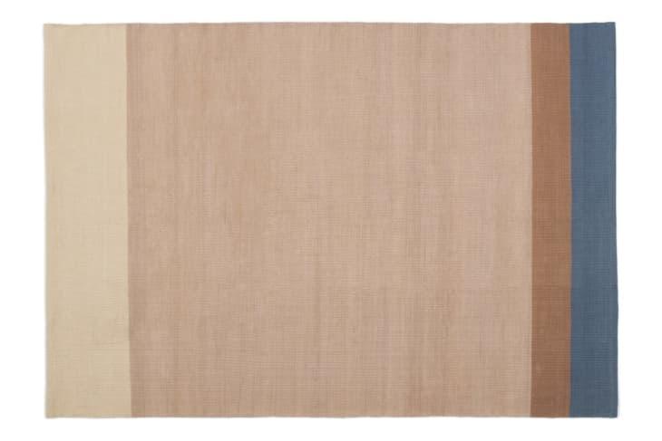 产品图片:持有 - 灰褐色可水下地毯,5'x 7'