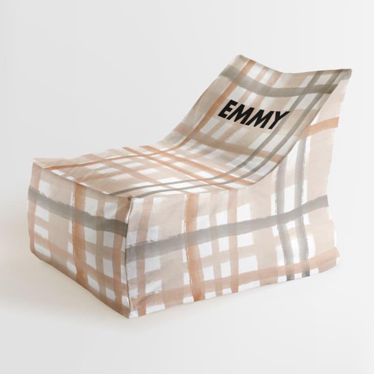 产品形象:菱形格纹个性化座椅