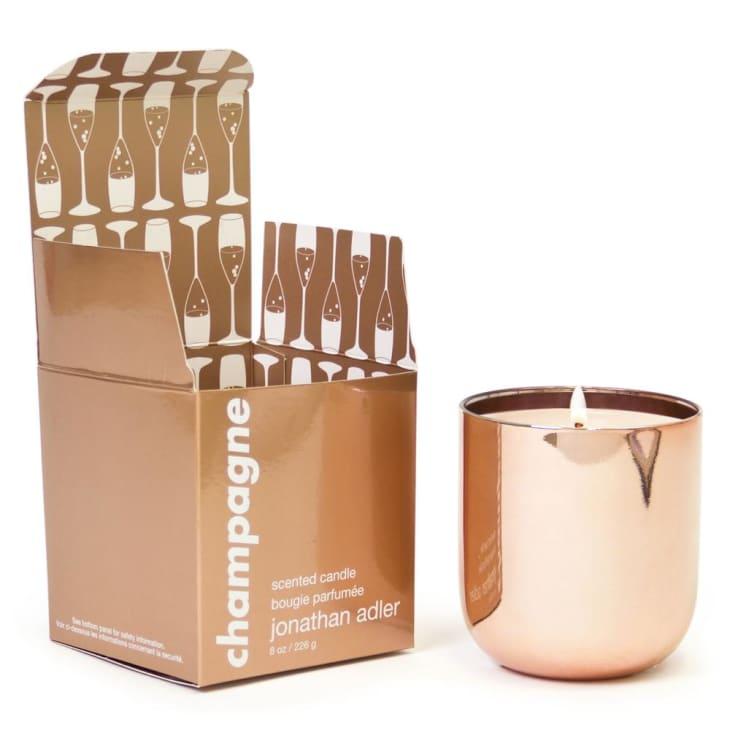 产品图片:香槟流行蜡烛