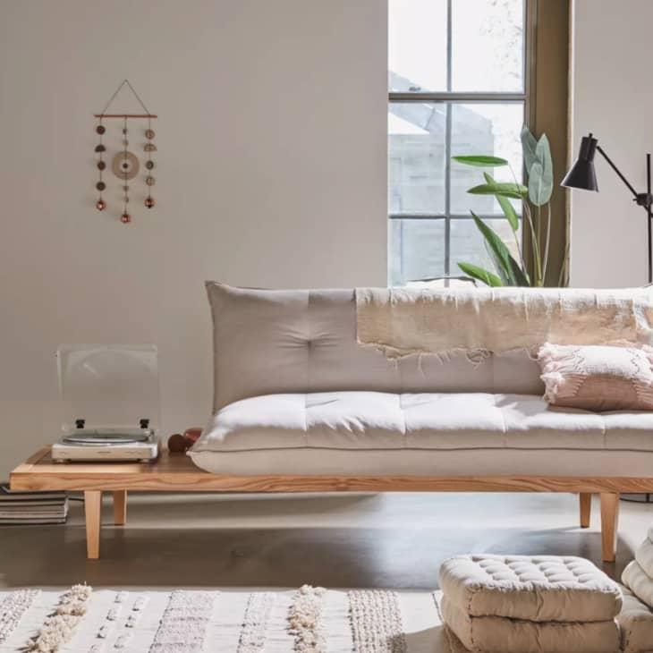 产品图片:Reid侧桌可转换沙发
