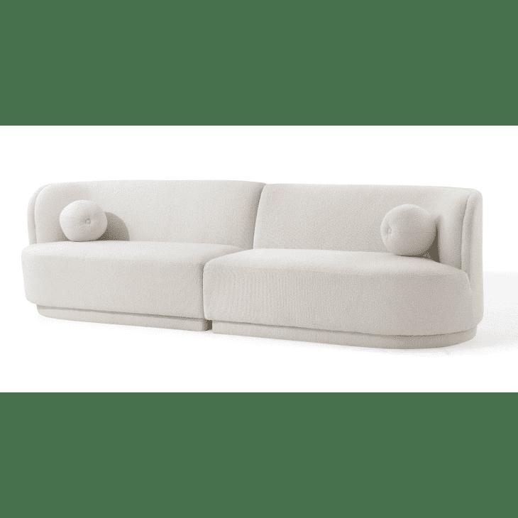 产品形象:Swoosh模块化欧瑞沙发
