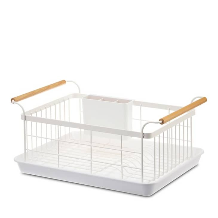 The Best Dish Racks To Buy In 2021 Apartment Therapy Kitchen dish drying rack storage basket holder black wall mounted space aluminum. the best dish racks to buy in 2021