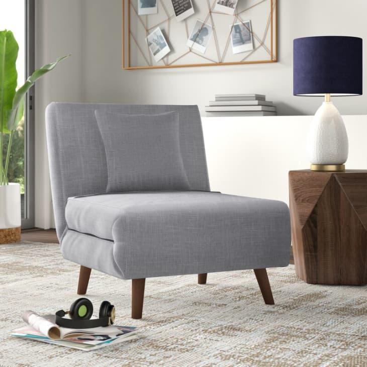 产品形象:沃尔夫敞篷椅