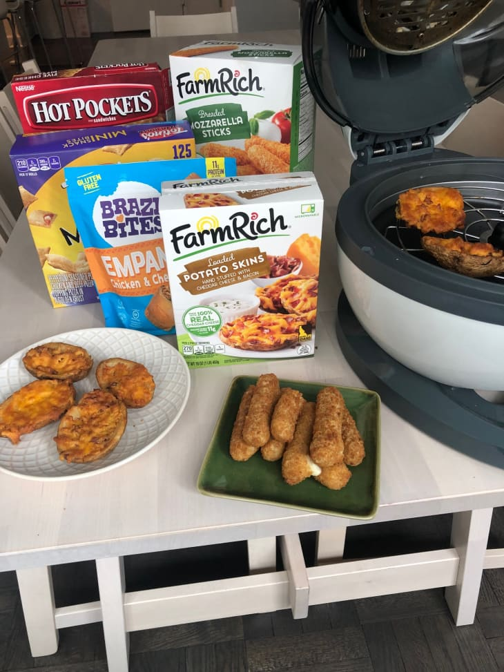 Best Frozen Foods For The Air Fryer Kitchn