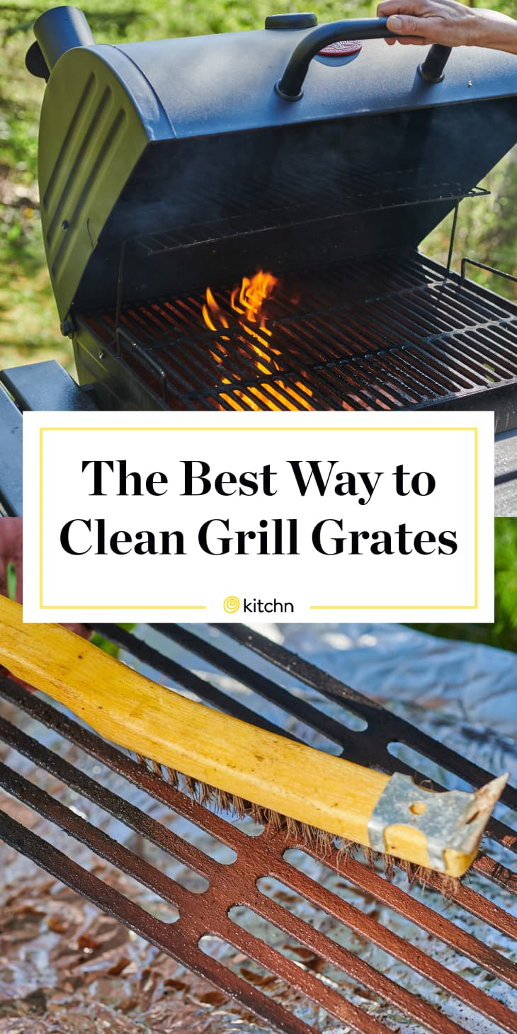 How To Clean Grill Grates  Kitchn