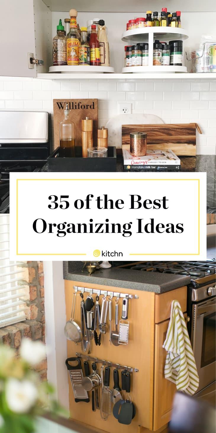 8 Best Kitchen Organization Ideas  Kitchn