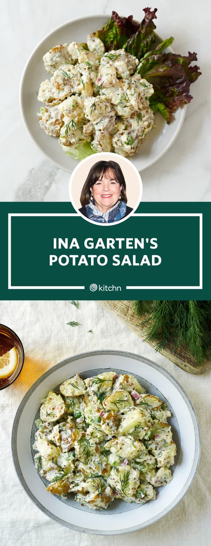 Egg Salad Recipe Barefoot Contessa