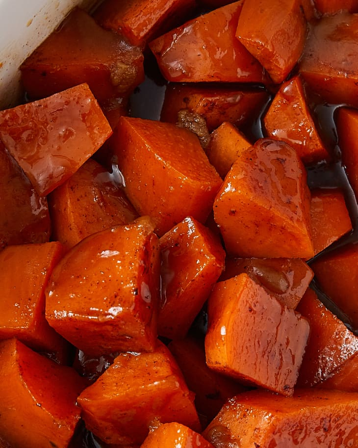 How To Make The Best Candied Yams Kitchn