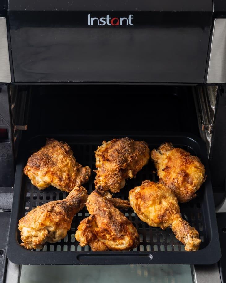 Air Fryer Fried Chicken Kitchn