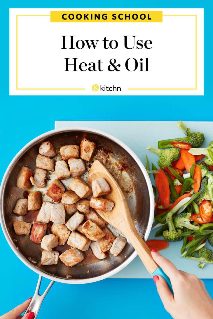 如何使用热和油定制销