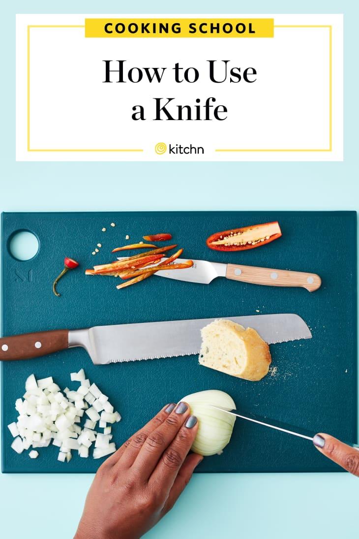 如何用刀定制别针