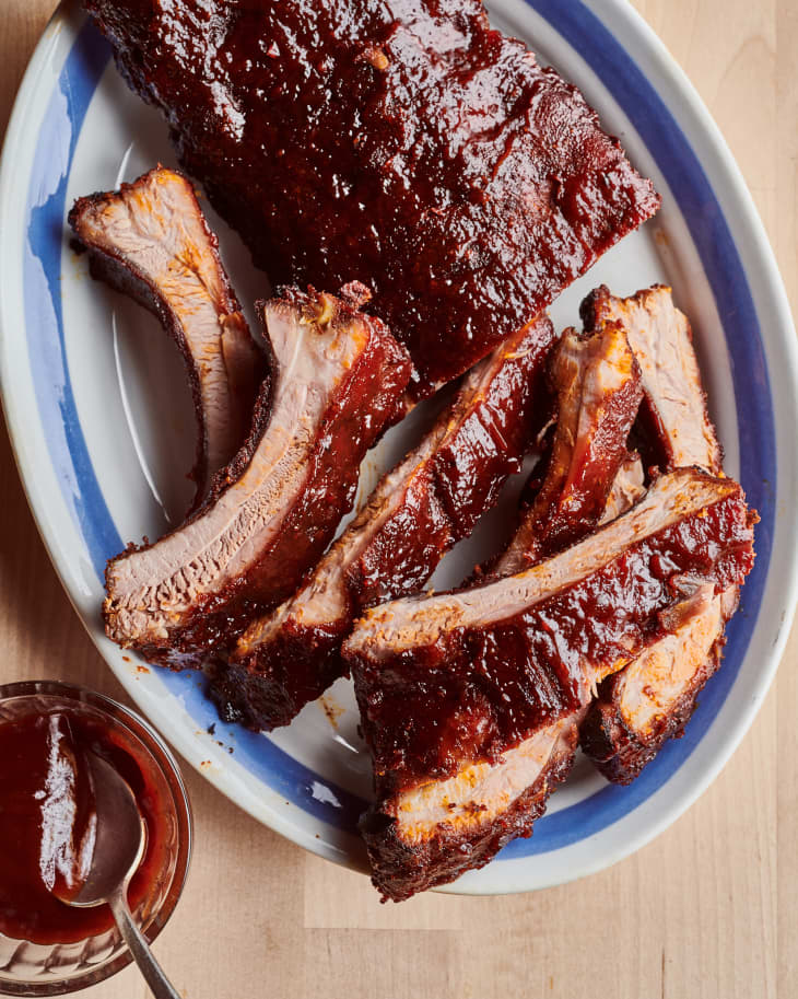I Tried Allrecipes Baked Bbq Baby Back Ribs Kitchn