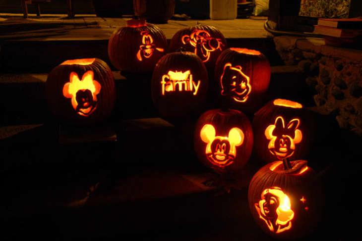 10 Free And Fabulous Halloween Pumpkin Stencils Kitchn