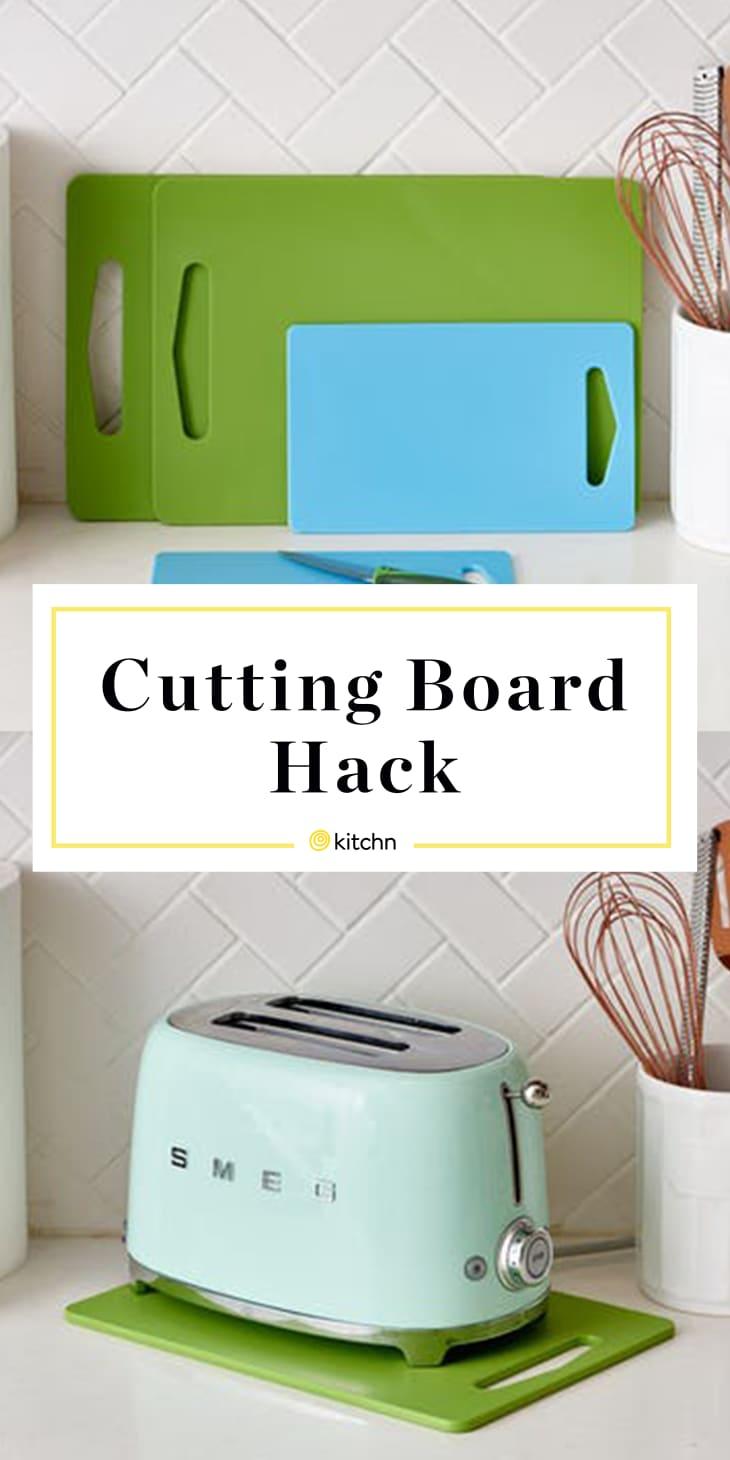 Cutting Board Hack Ideas Kitchn
