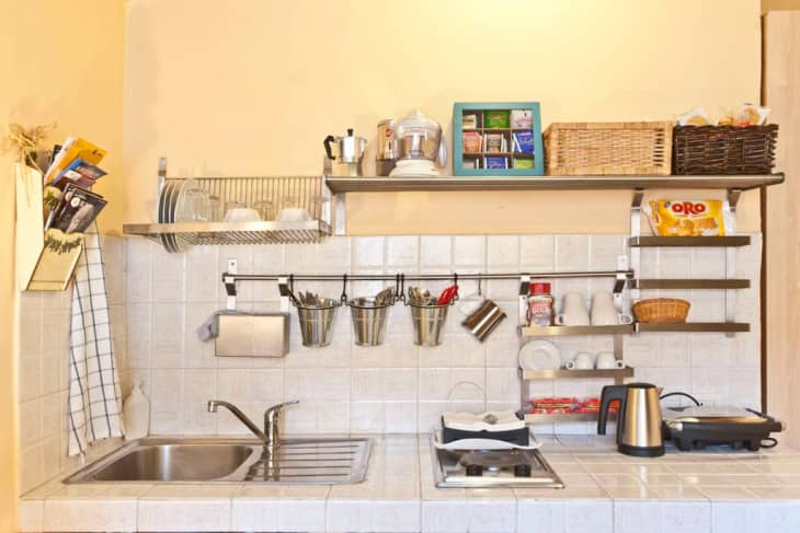 10 Smart Storage Ideas To Steal From These Tiny Airbnbs Kitchn