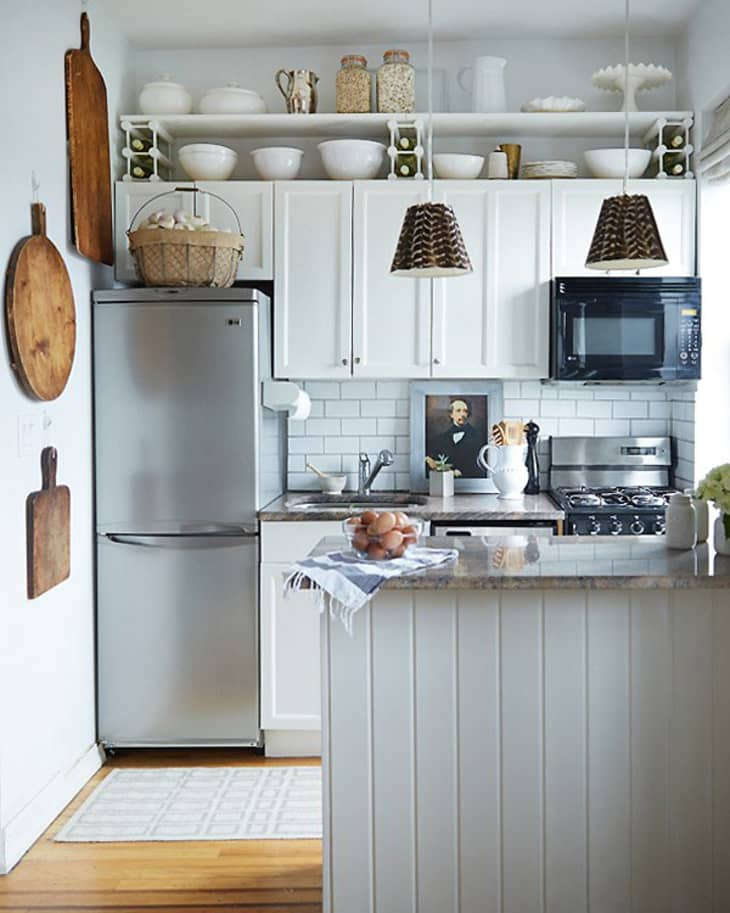 9 Ways To Squeeze More Storage Out Of Your Tiny Kitchen Kitchn