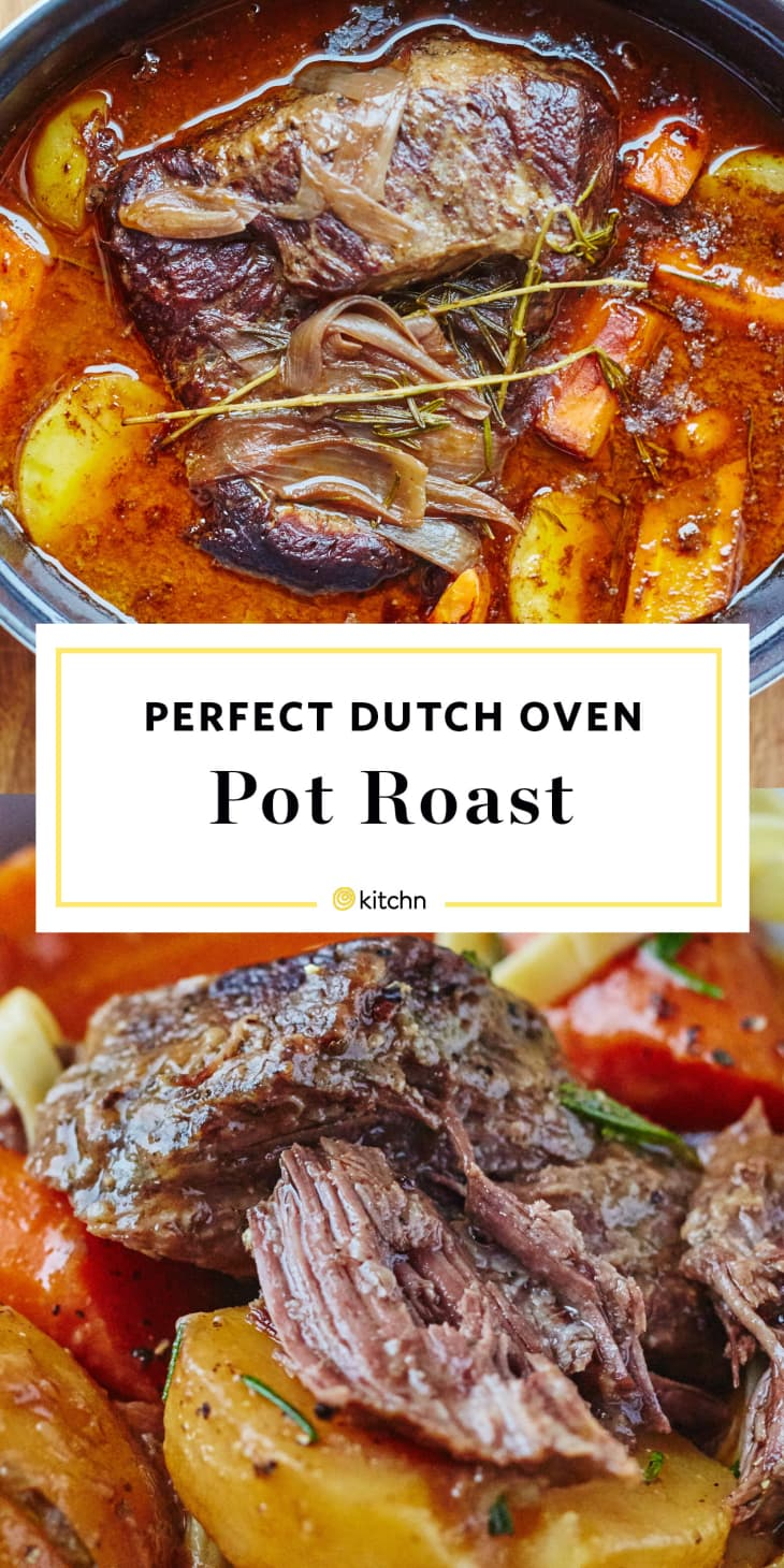 How To Cook Classic Beef Pot Roast In The Oven Kitchn
