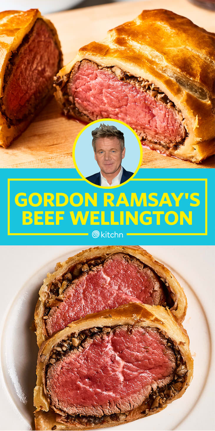 Gordon Ramsay Beef Wellington Recipe Review Kitchn