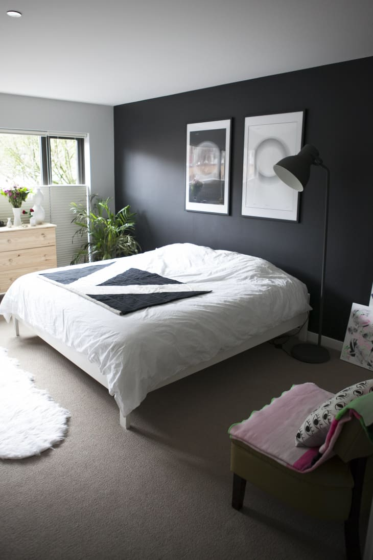 Bedrooms With Properly Hung Art Apartment Therapy