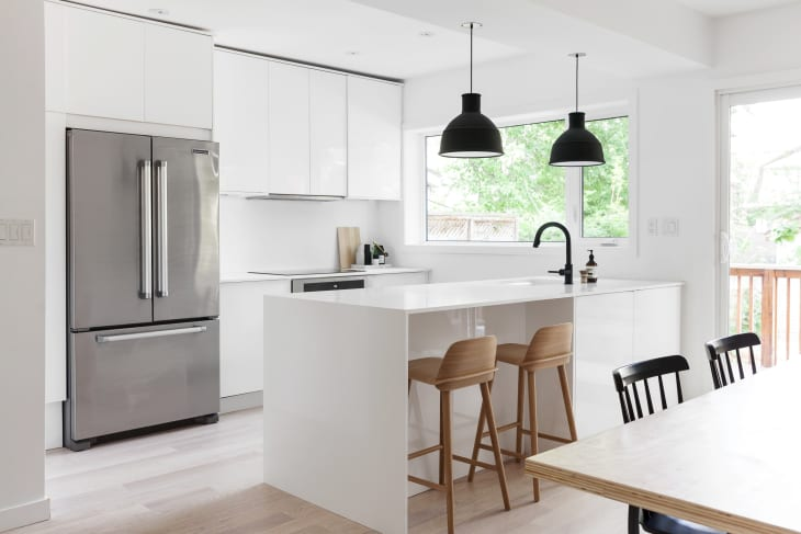 Kitchen Lighting Ideas Modern Unique Apartment Therapy