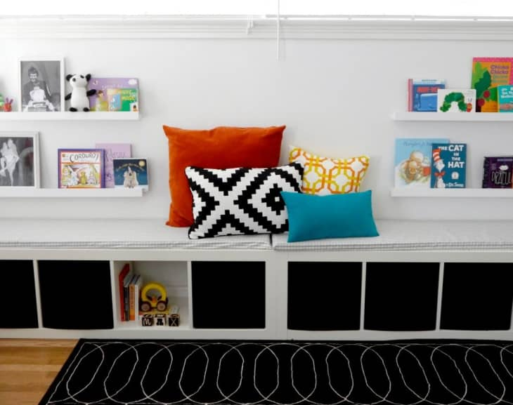 10 Great Ideas To Organize And Store Your Kids Books Apartment Therapy