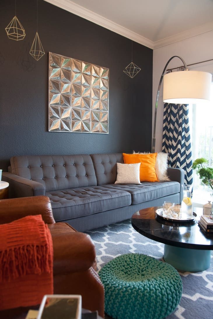 Bold Living Room Decor Ideas That Are Easier To Pull Off Than You Realize Apartment Therapy