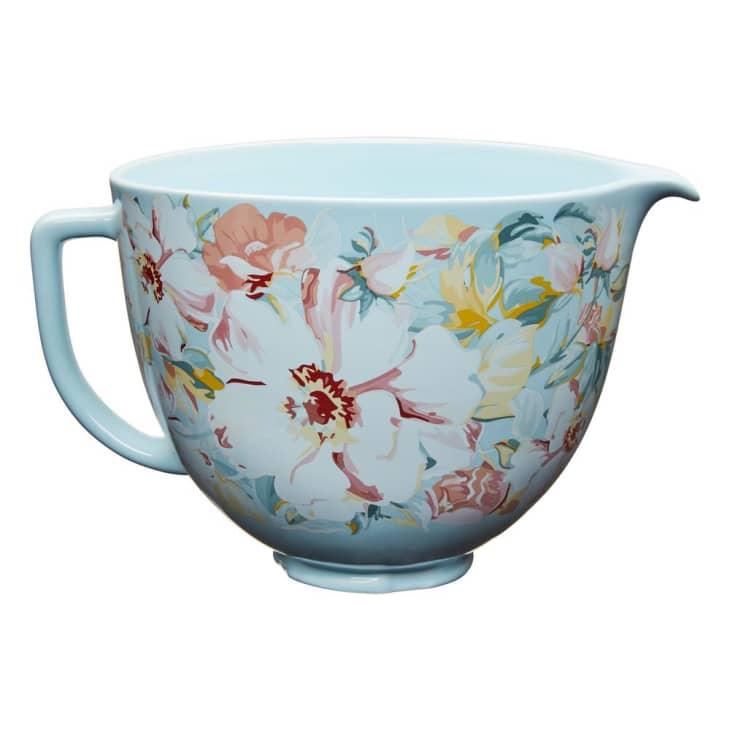 Product Image: 5-Qt. White Gardenia Ceramic Bowl