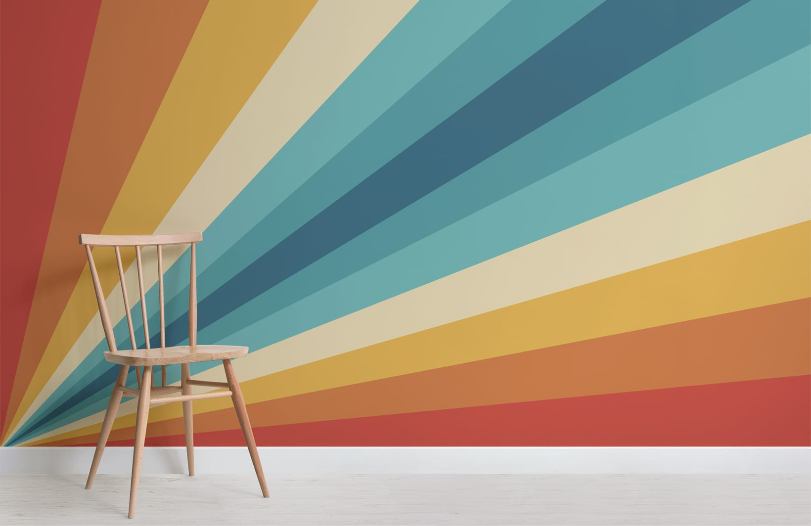 Muralswallpaper Releases 1970s Wallpaper Collection Apartment Therapy