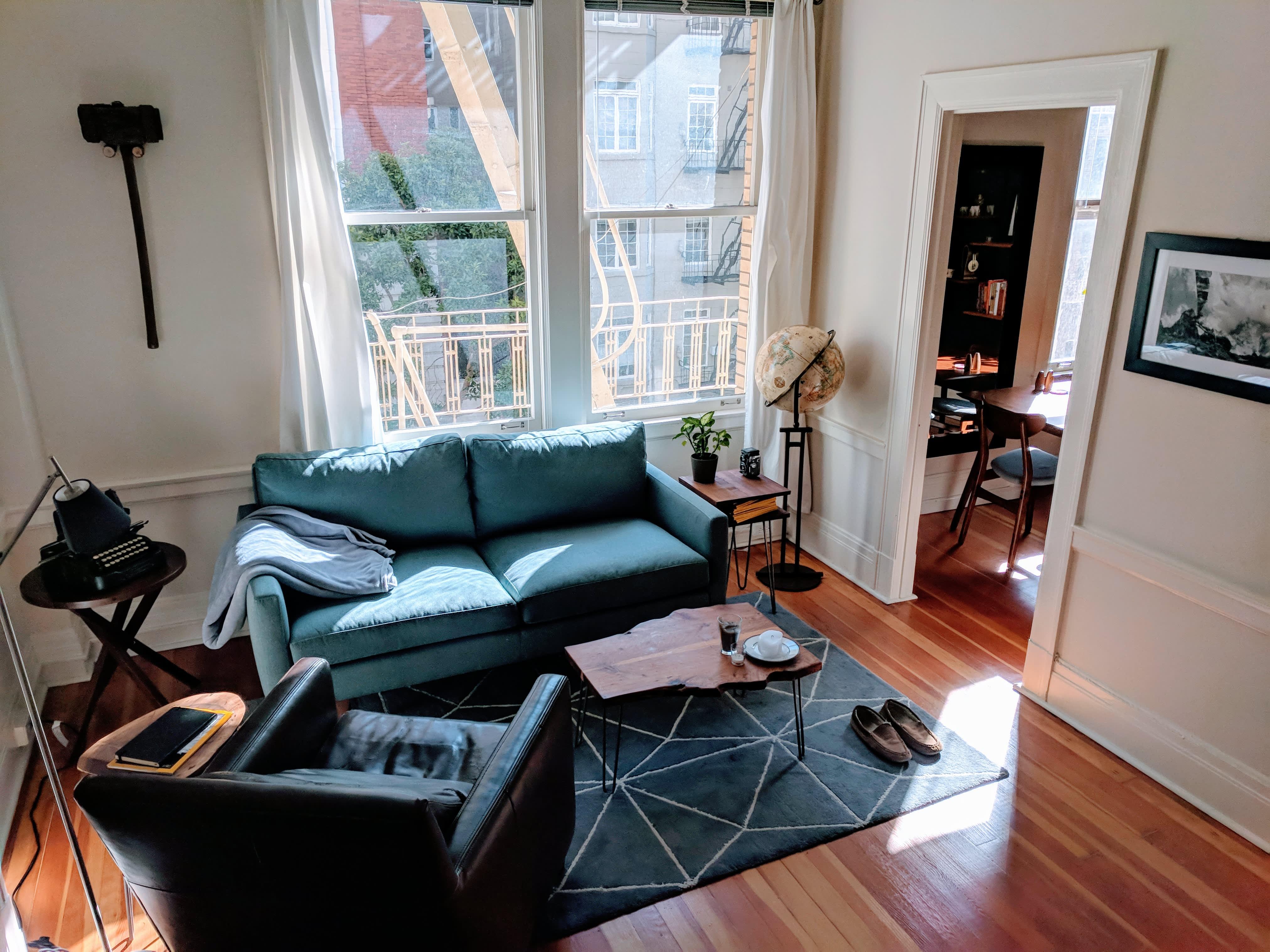 A Tiny San Francisco Studio Apartment Tour Apartment Therapy