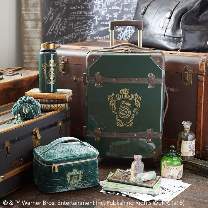 You Can Travel In Style With This Harry Potter Luggage