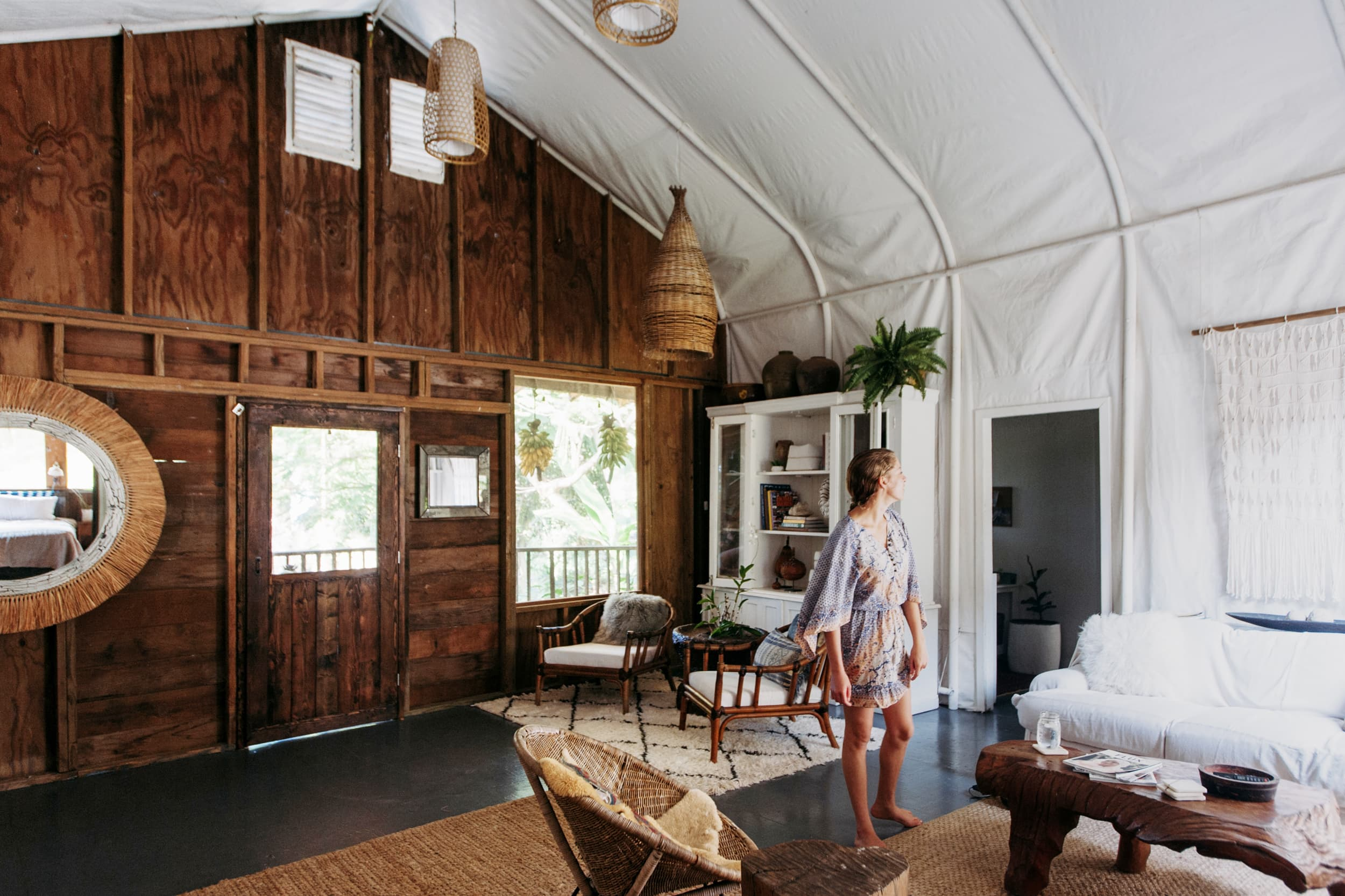 House Tour An Organic Farm Homestead In Hawaii Apartment Therapy