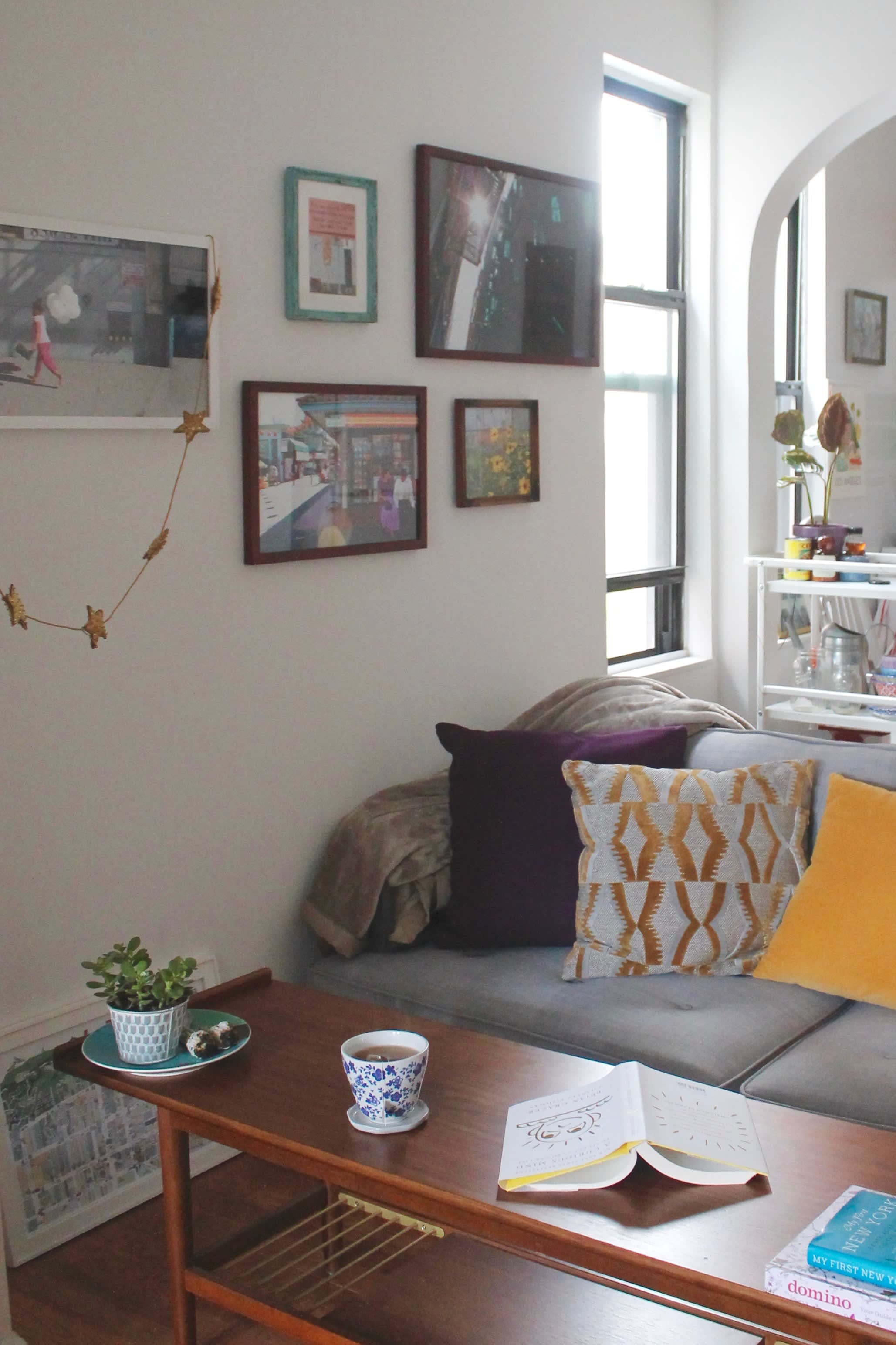 A Cozy Oasis in a West Village Walk Up   Apartment Therapy