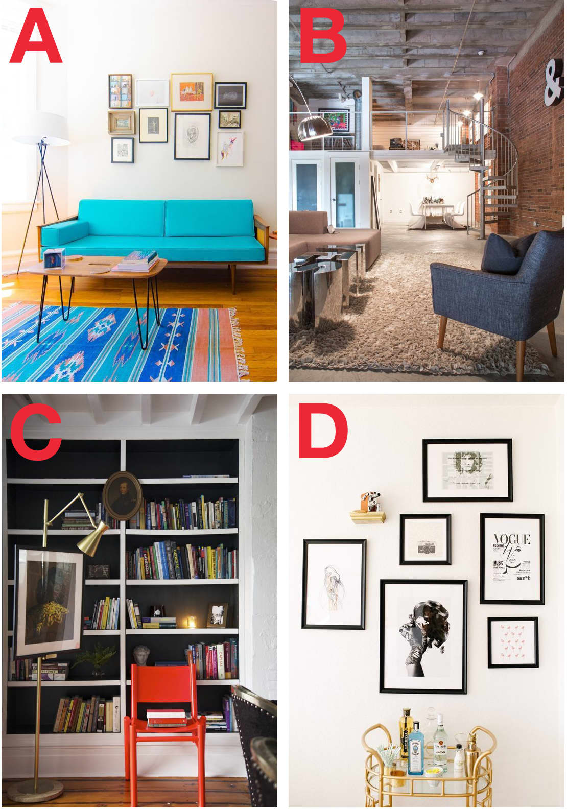 Trust Your Taste Our Ultimate Find Your Style Quiz Apartment Therapy