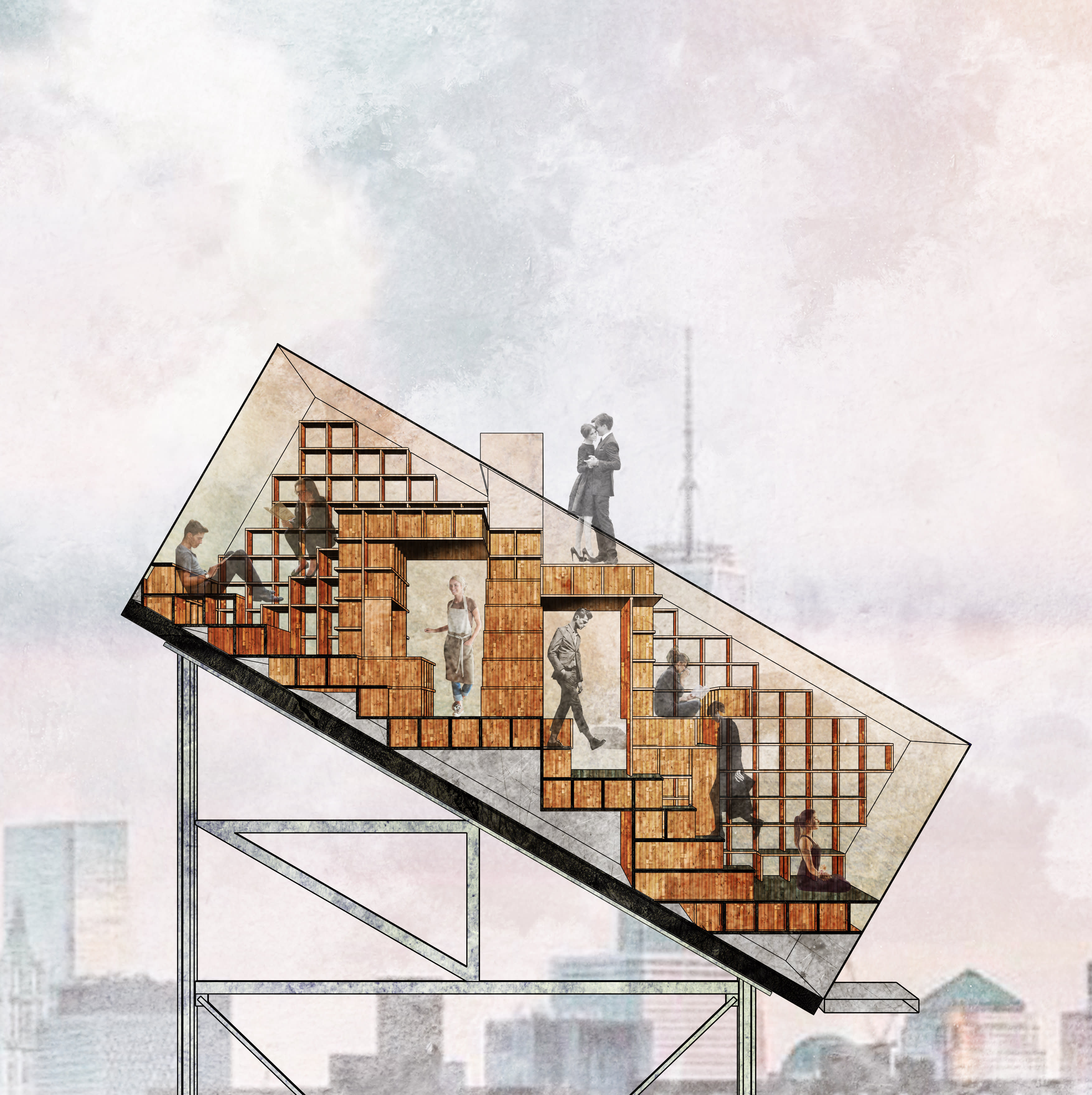 Tiny House International Design Competition Winners Apartment Therapy