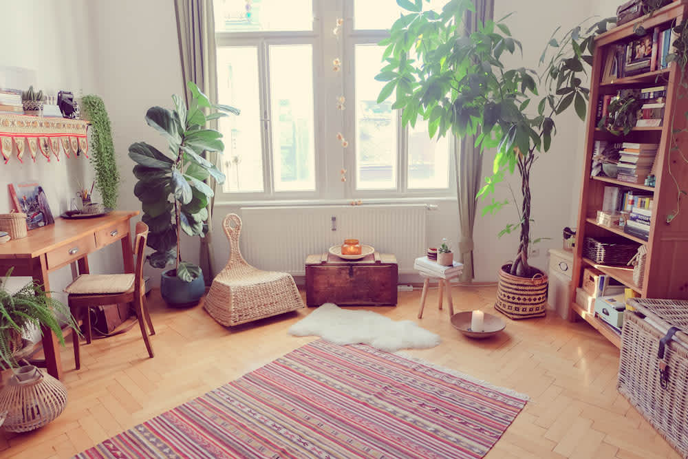 An Eclectic and Cozy Apartment | Apartment Therapy