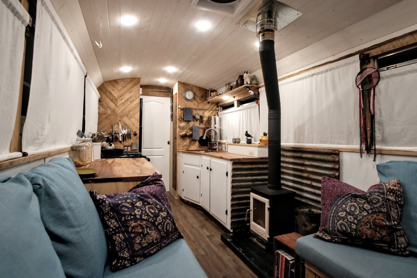 8 Tiny Houses On Wheels That Will Whisk You Away Apartment Therapy