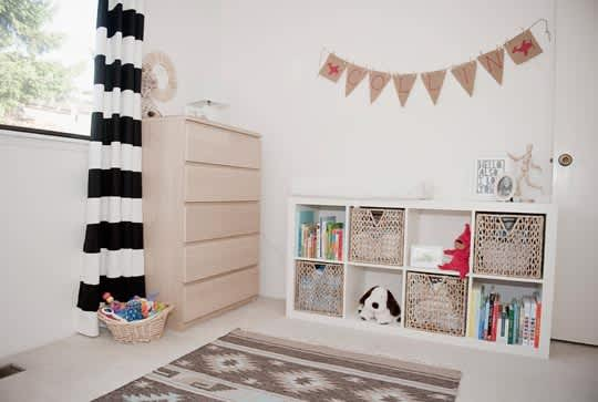 A Photographic Ode To Ikea S Expedit In Kids Rooms Apartment Therapy