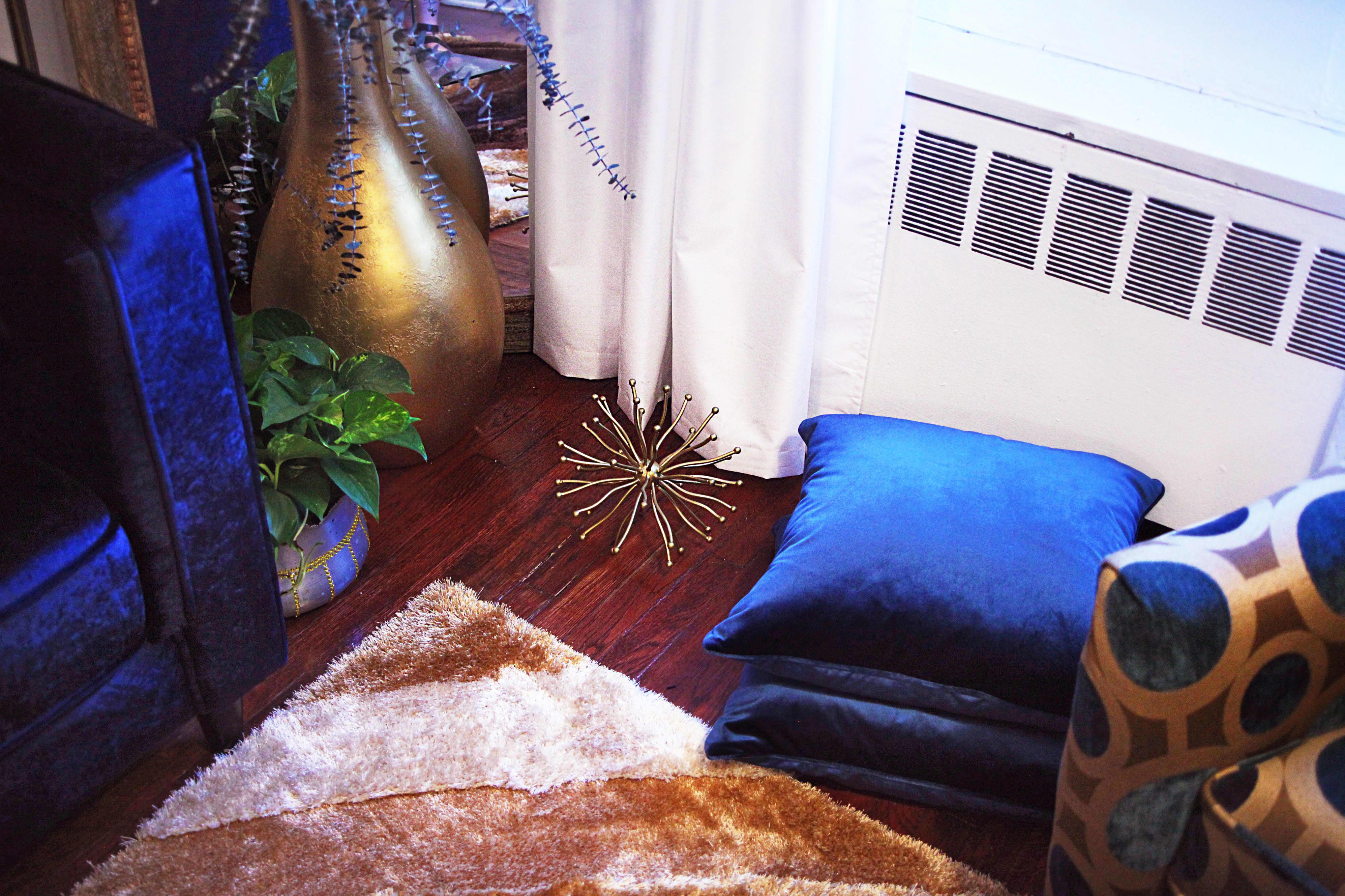 A DIY Designer Created a Cozy Bronx Hideaway | Apartment ...
