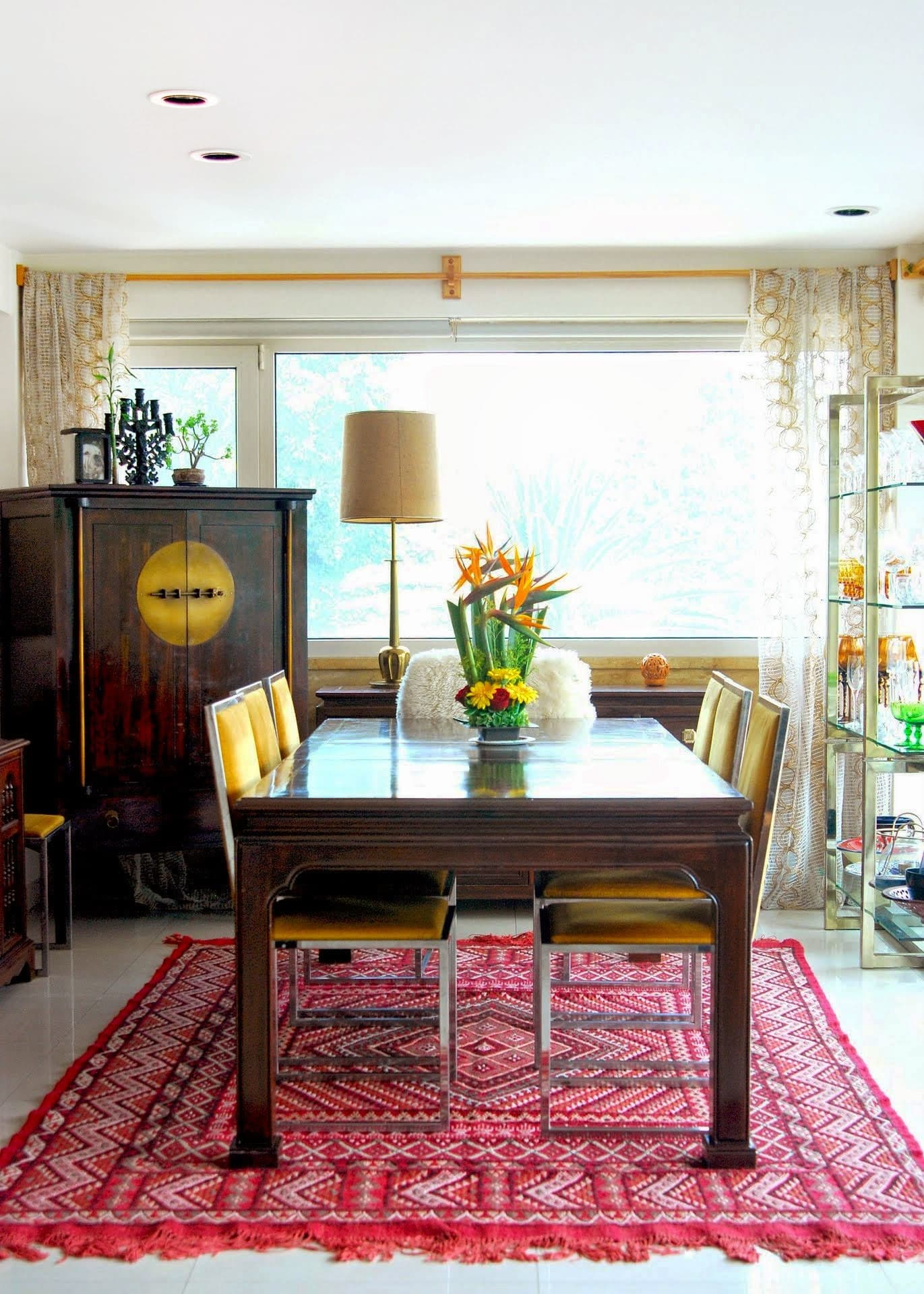 House Tour: A Global,1970s Style Mexico City Apartment ...