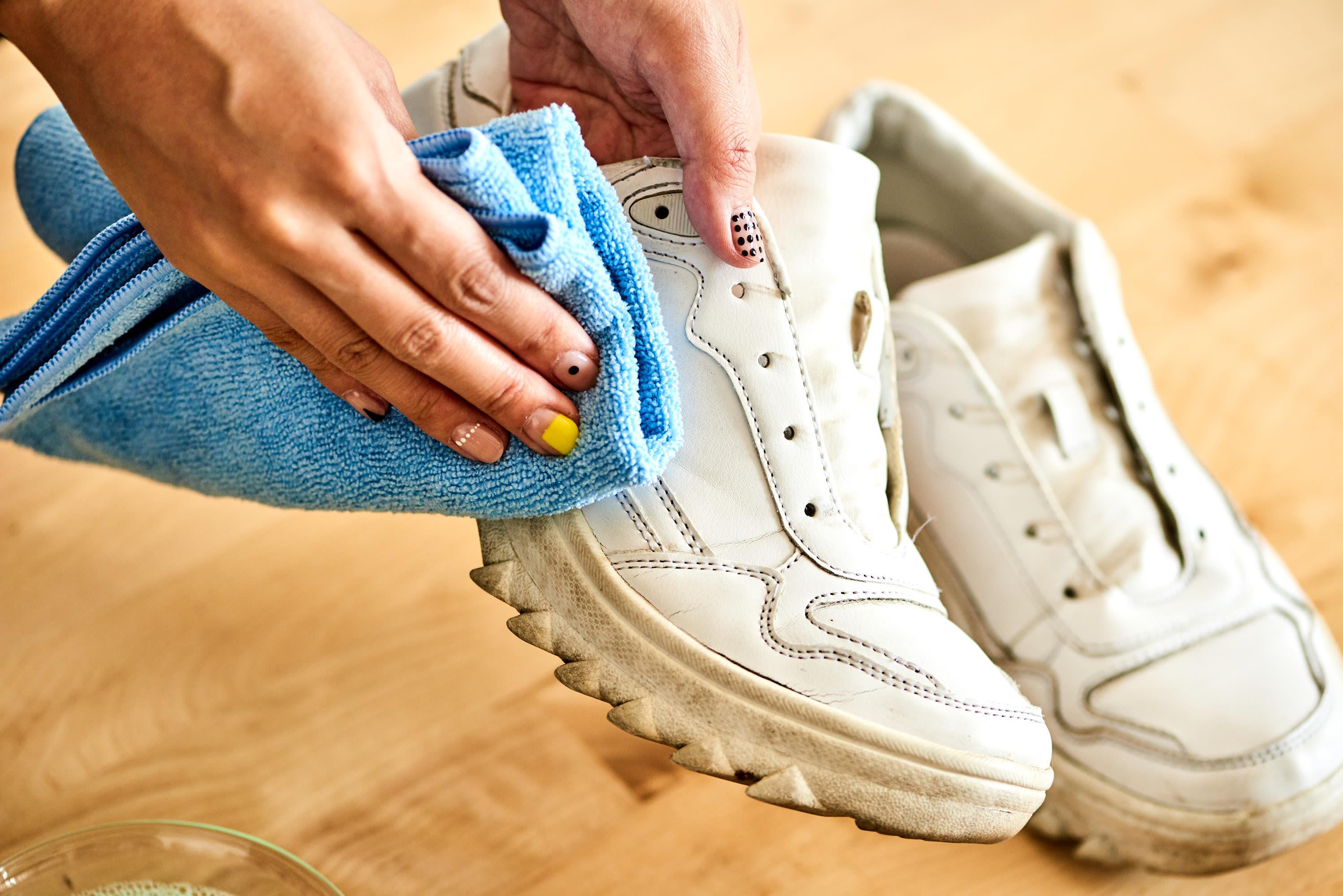 tips merawat sepatu yang jarang dipakai