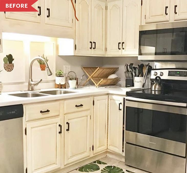 20 Best Kitchen Makeovers Before After Photos Of Remodels Apartment Therapy