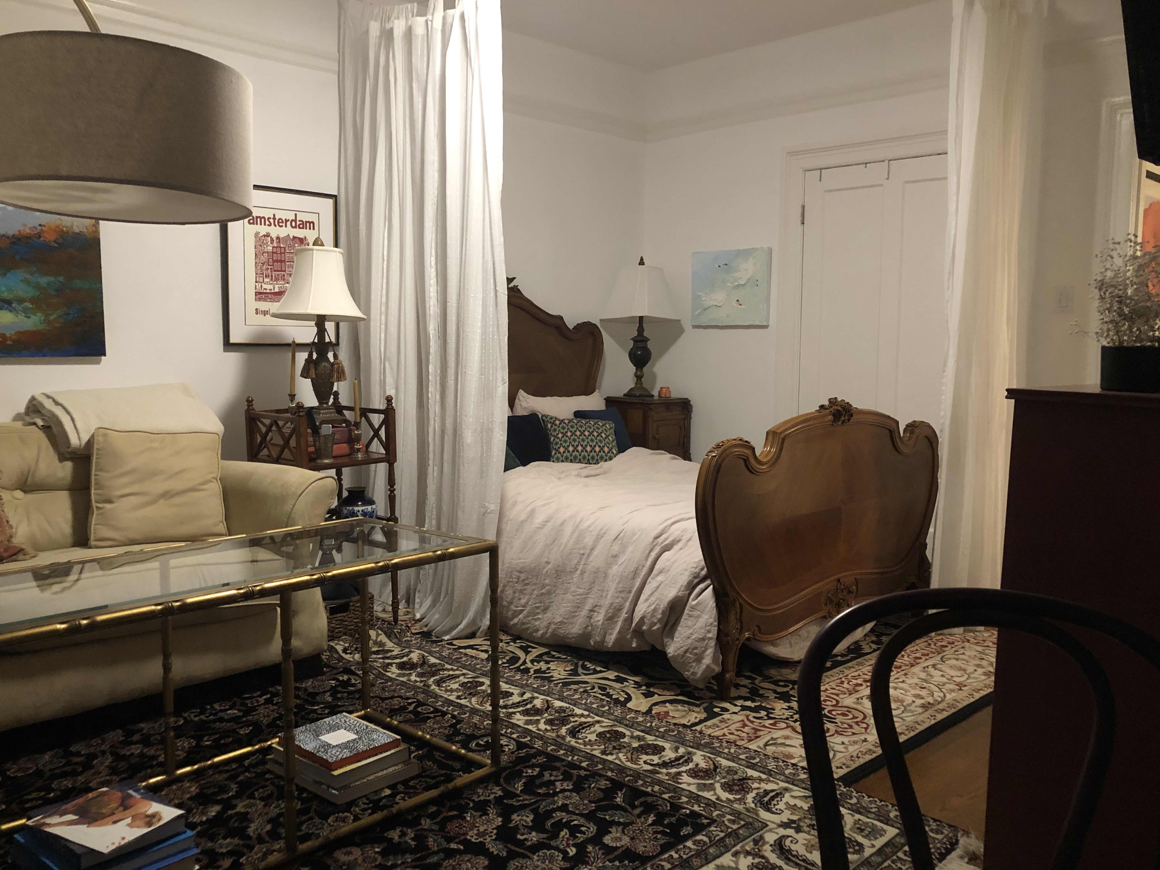 Studio Apartment Old World Style in San Francisco Home ...