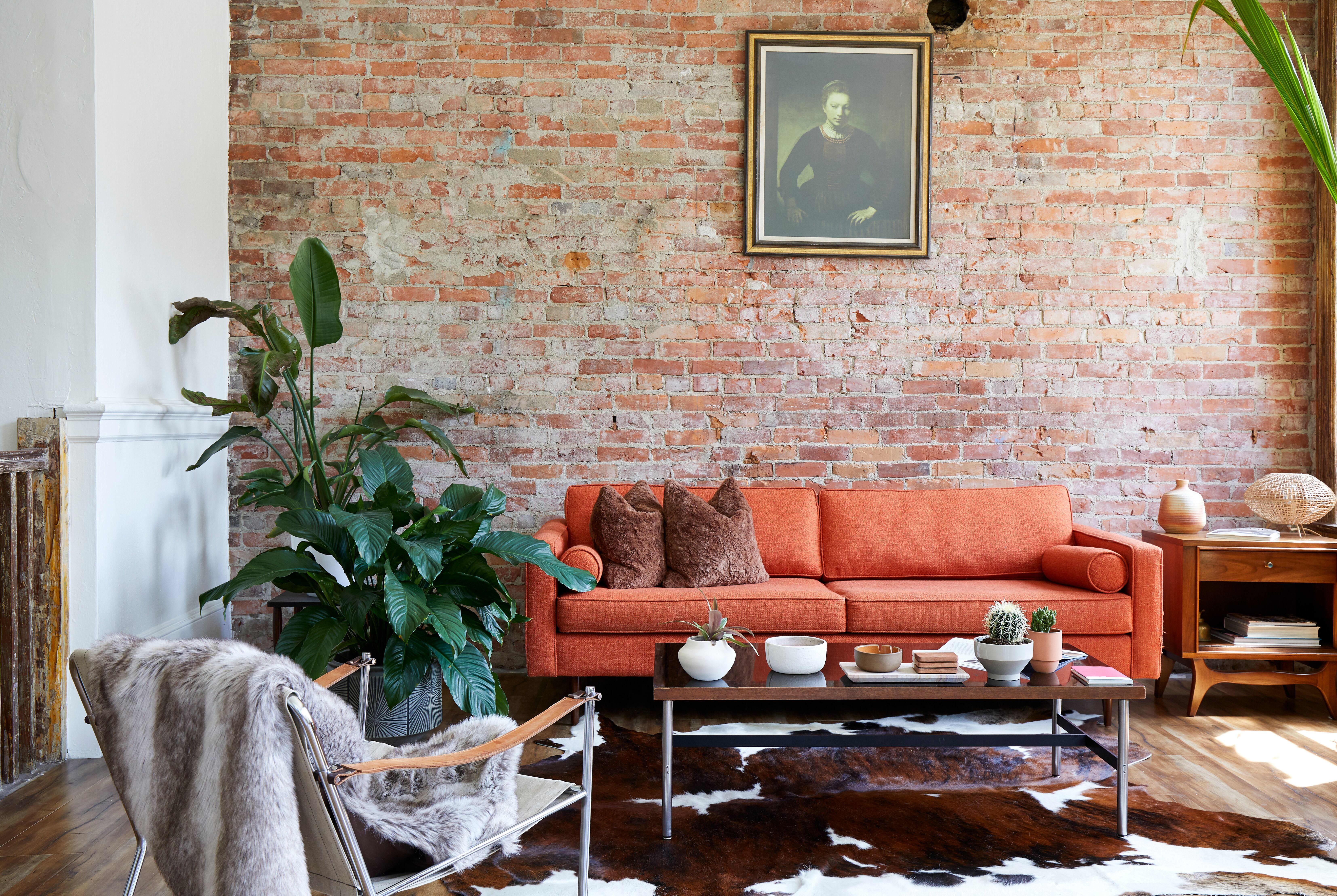 Swell Mid Century Modern Desert Inspired Seattle Loft Tour Machost Co Dining Chair Design Ideas Machostcouk