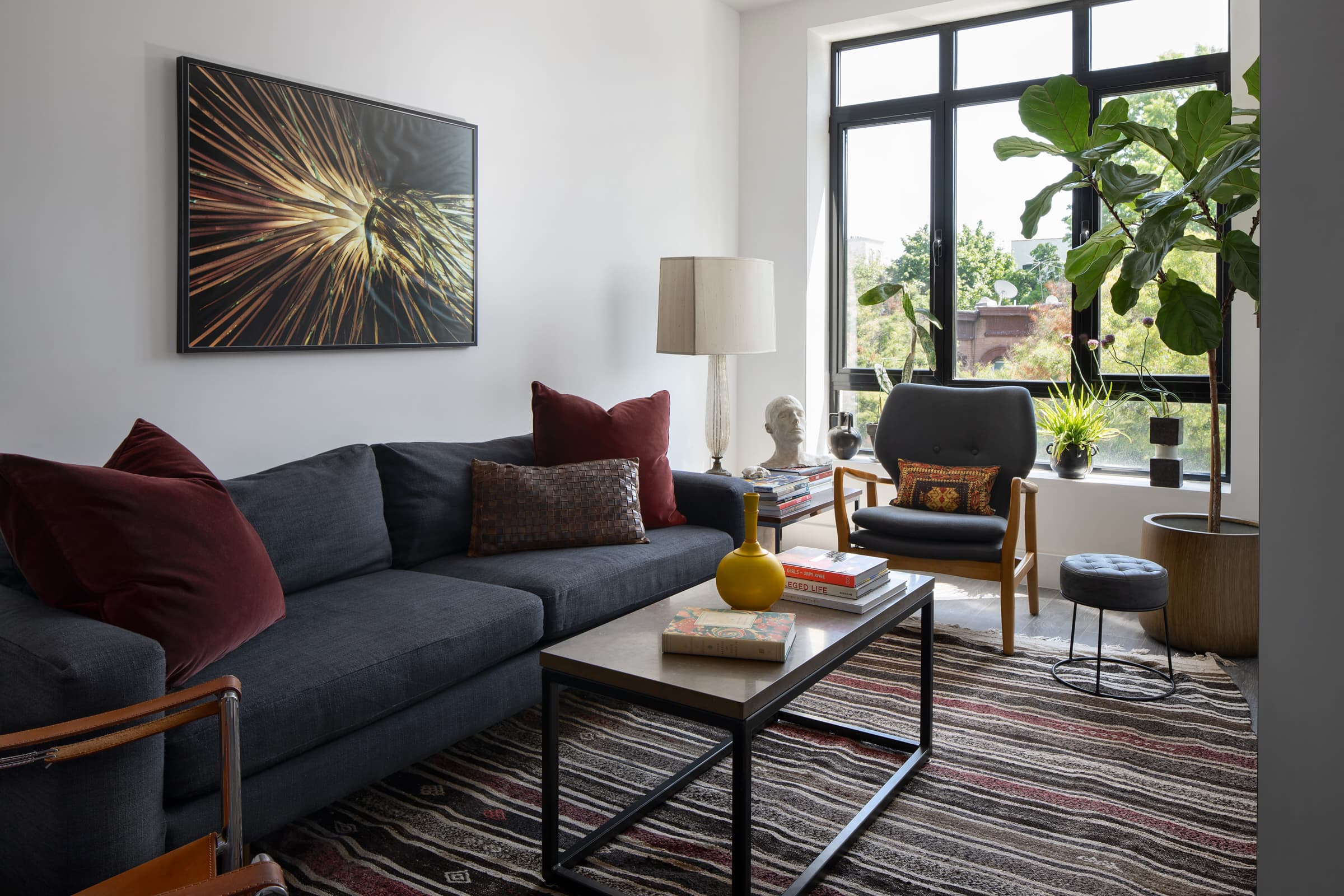 Narrow Living Room Decorating Ideas | Apartment Therapy