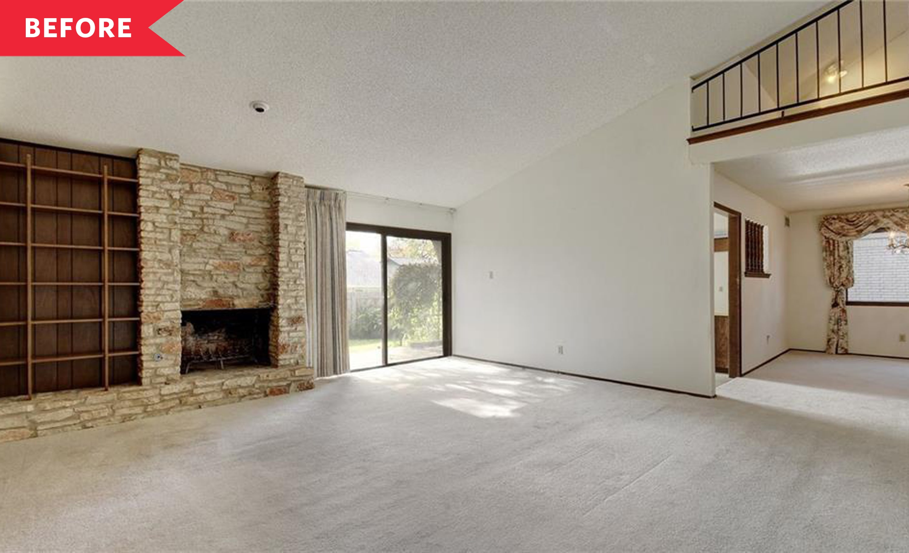 Before And After 1970s Austin House Modern Remodel Apartment Therapy